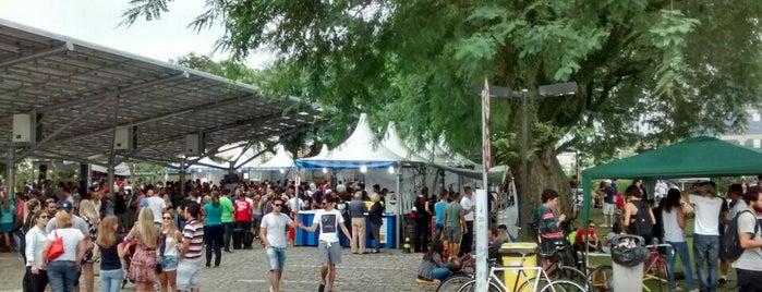 Feira Gastronômica de Floripa is one of Tempat yang Disimpan Mayara.