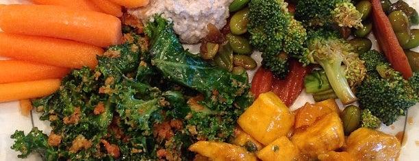 Tassili's Raw Reality is one of vegan friendly in atlanta ga.