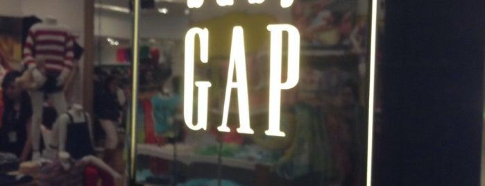 Gap is one of São Paulo.