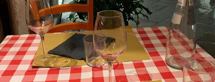 Hosteria da Poggi is one of สถานที่ที่ Georg ถูกใจ.