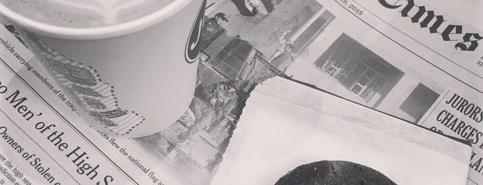 Joe: The Art of Coffee is one of Orte, die Georg gefallen.