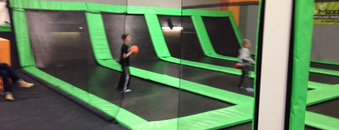 AirMaxx Trampoline Park is one of Alanさんのお気に入りスポット.