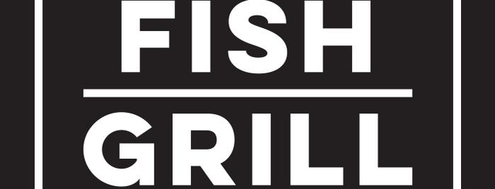 California Fish Grill is one of Lugares guardados de Patrick.