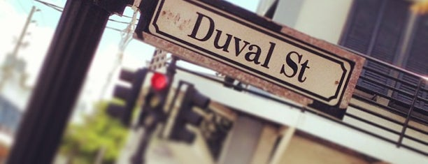 Duval Street is one of Key west.