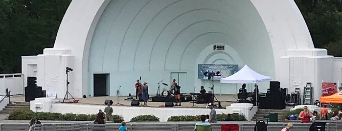 Washington Park is one of Venues/Live Music.