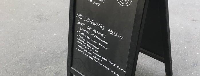 Boulangerie Perséphone is one of Les 15 meilleures boulangeries de Paris L'Express.