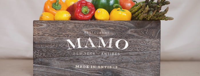 MAMO Restaurant is one of New.
