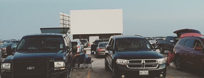 Stars & Stripes Drive-In Theatre is one of TAKE ME TO THE DRIVE-IN, BABY.