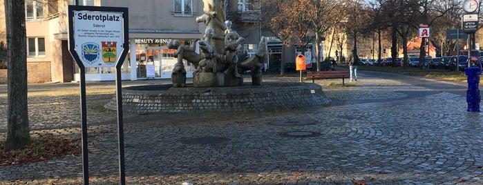 Sderotplatz is one of Berlin unsorted.