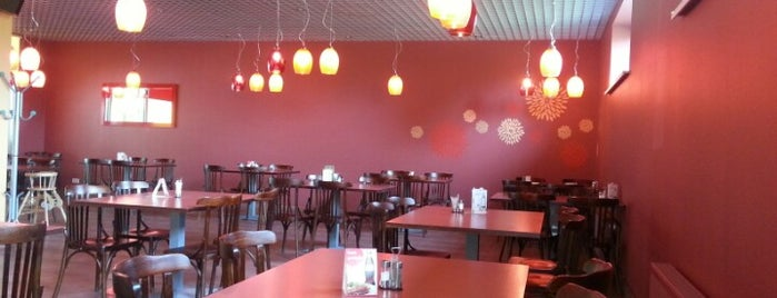 Solo is one of Places to eat in Cesis.