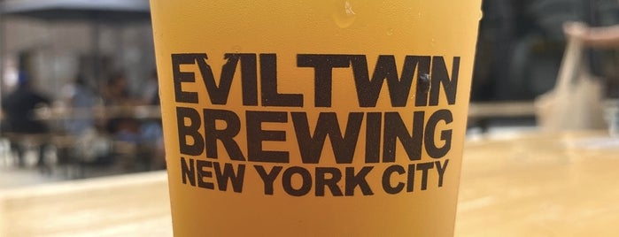 Evil Twin Brewing NYC is one of 20191026.
