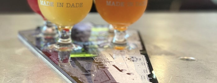 J Wakefield Brewing is one of Miami - Orlando 2018.