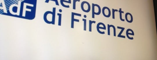 "Aeroporto di Firenze ""Amerigo Vespucci"" (FLR) is one of Part 1~International Airports...."