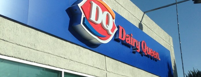 Dairy Queen is one of Posti che sono piaciuti a Ana.