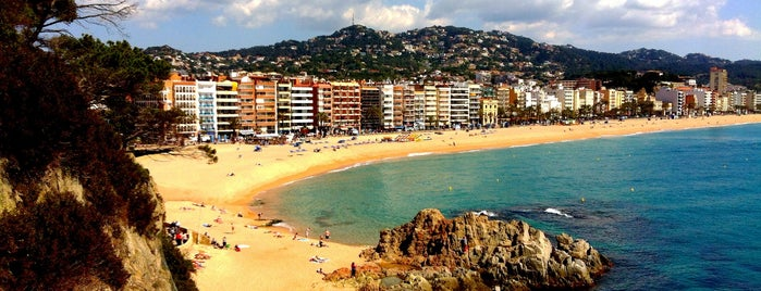 Lloret de Mar is one of Lloret de Mar.