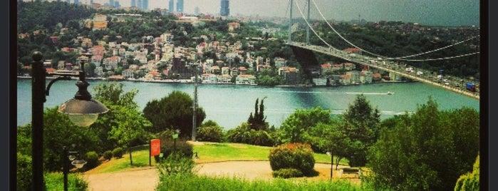 Fatih Korusu Doğa Kültür Merkezi is one of Posti che sono piaciuti a Arzu.