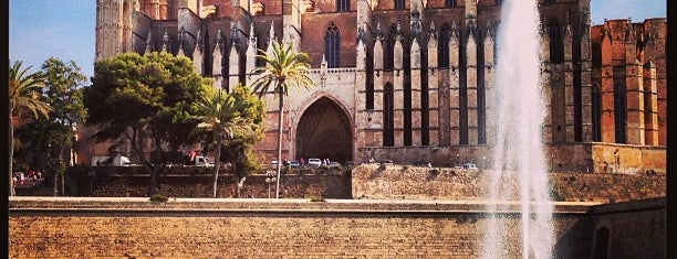 La Seu / Catedral de Mallorca is one of Palma4sq.