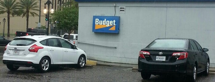 Budget Car Rental is one of New Orleans.