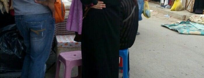 Haraj Market is one of Tempat yang Disimpan Jarallah.