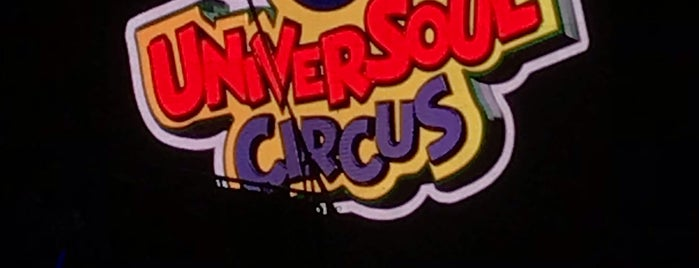 Universoul Circus is one of Locais curtidos por Olan.