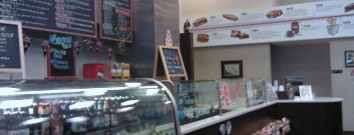 Monty's Sandwich Company is one of Matt : понравившиеся места.