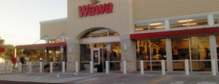 Wawa is one of สถานที่ที่ Chris ถูกใจ.