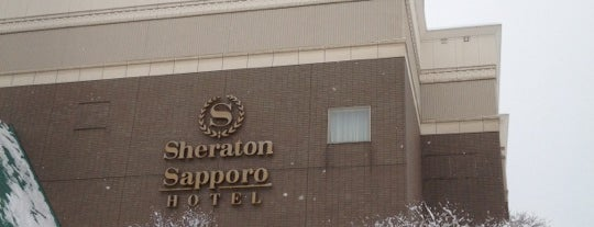 Hotel Emisia Sapporo is one of The vest hotel.