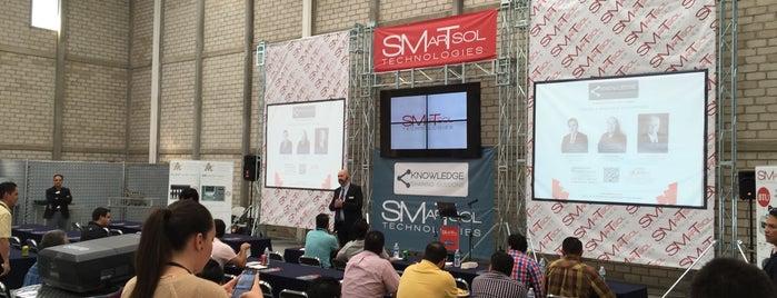 SMarTsol Technologies is one of GloPau : понравившиеся места.