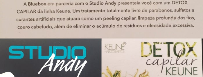 Studio Andy is one of Restaurantes.