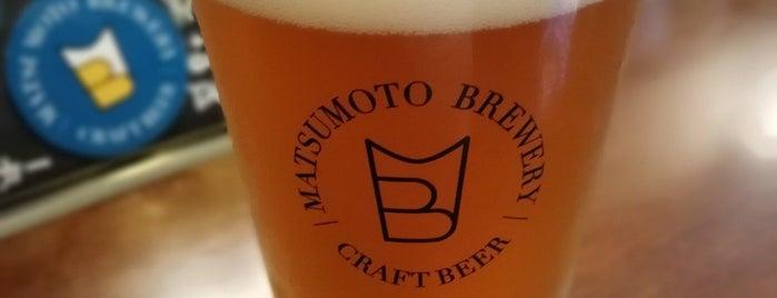 Matsumoto Brewery Taproom is one of Matsumoto Eats.