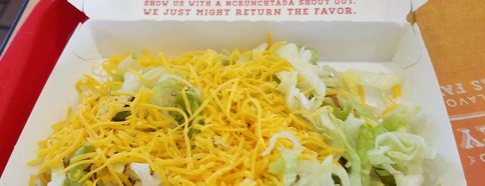 Del Taco is one of Brian : понравившиеся места.