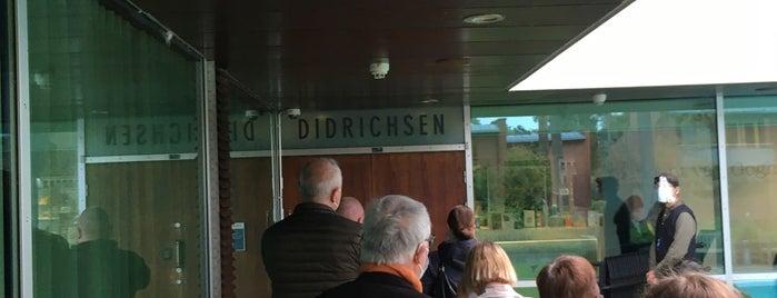 Didrichsenin taidemuseo is one of Helsinki.