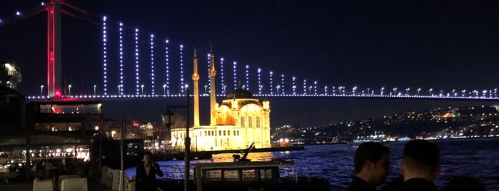 Feriye Palace is one of Beşiktaş / Istanbul.