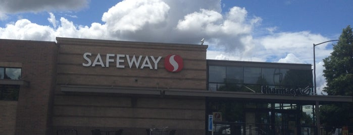 Safeway is one of Noel's Liked Places.