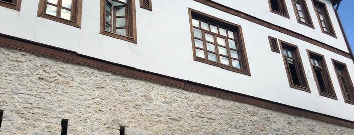 Muhsinbey Konak is one of Gznfr'ın Beğendiği Mekanlar.
