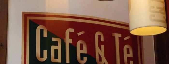 Café & Té is one of Barcelona.