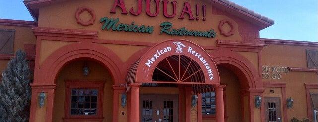 Ajuua is one of Gespeicherte Orte von Jim.