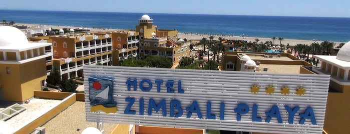Hotel Zimbali Playa is one of Francisco : понравившиеся места.