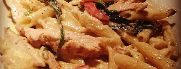 Villa Francesca is one of Uptown Charlotte Dining and Nightlife.