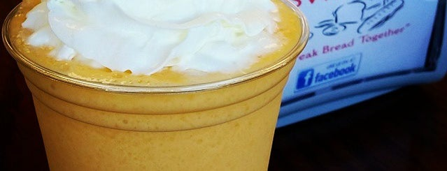 Faith Coffee and Sweets is one of Locais salvos de Alex.