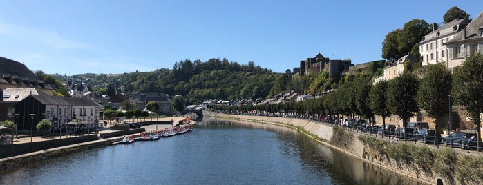 Bouillon is one of Cities I've been.