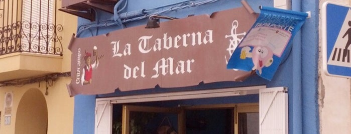La Taberna del Mar is one of Orte, die Jose gefallen.
