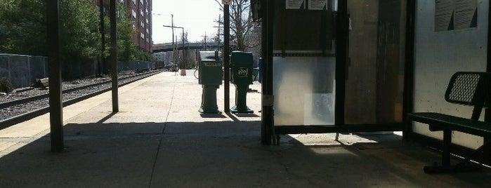 Metro North - Merritt 7 Station is one of New Haven Line & Northeast Corridor (Metro-North).