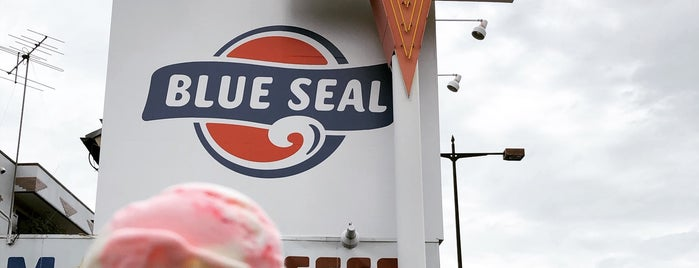 Blue Seal Ice Cream is one of papecco2017 님이 좋아한 장소.