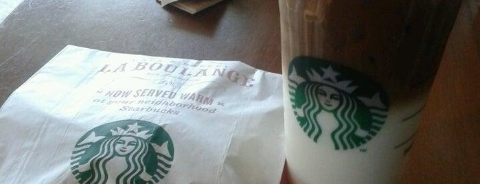 Starbucks is one of Tempat yang Disukai Brooke.