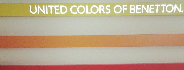 United Colors of Benetton is one of Milão.