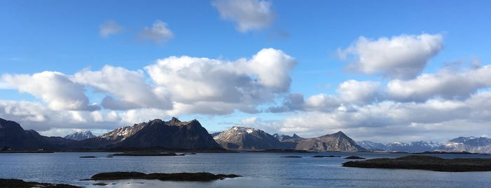 Storfjord camping is one of George's Liked Places.
