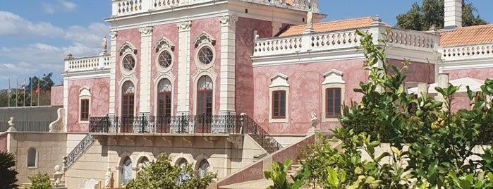 Palacio de Estoi is one of Portugal.