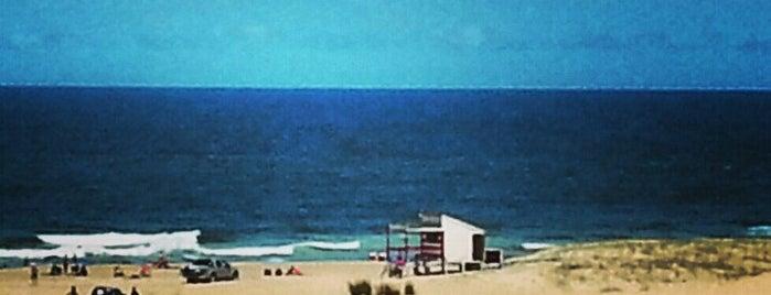 Playa de la Viuda is one of Uruguay.