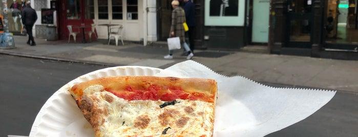 Prince Street Pizza is one of Posti che sono piaciuti a Hugo.